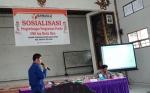 Bawaslu Barito Selatan Sosialisasi Pengawasan Pemilu kepada OMS dan Media Massa