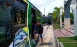 Bus Rapid Transit Hanya Digratiskan Selama Lima Bulan