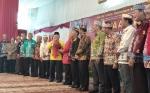 Gubernur Resmi Buka Rapat Kerja DAD Kalteng