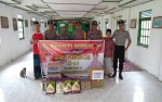 Anggota Polres Barito Selatan Bakti Sosial ke Panti Asuhan Darurrahmah Buntok
