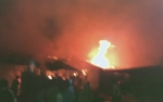 Sebuah Bangunan di Panti Asuhan Ayah Bunda Terbakar
