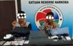Dua Tersangka Bandar Sabu di Pangkalan Bun Terciduk Polisi