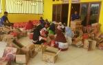 Karang Taruna Sukamara Gelar Pasar Murah Di Desa Sembikuan