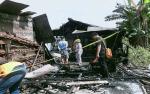 Polisi Lakukan Olah TKP Kebakaran di Panti Asuhan Ayah Bunda