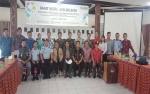 KPU Provinsi Gelar Rakor Persiapan Penetapan DPTb Tahap II