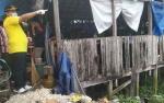 Bupati Pulang Pisau Terkejut Melihat Tumpukan Sampah di Pasar Patanak