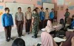 Jajaran Kodim 1011/Kuala Kapuas Sosialisasikan Penerimaan Prajurit