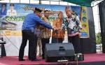 Wakil Bupati Kapuas Buka Panunjung Tarung Expo 2019
