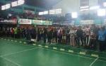 17 Kecamatan Kotim Meriahkan Turnamen Bulutangkis PB Sahati Cup