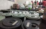 Jajaran Polda Kalteng Bongkar Pabrik Minuman Beralkohol tidak Berizin