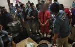 Home Industry Minuman Beralkohol Terungkap Polda Kalteng Sudah Berjalan 4 Bulan