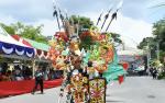 Ini Tujuan Keikutsertaan Kotim di Jember Fashion Carnaval
