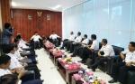Pemprov Kalteng Serahkan LKPD Unaudited 2018 ke Badan Pemeriksa Keuangan