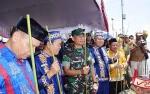 Upacara Adat Laluhan Meriahkan Hari Jadi Kota Kuala Kapuas