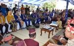 Ritual Adat Balian Ngarunya Jadi Salah Satu Rangkaian Peringatan HUT Kapuas