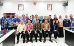 Pemkab Barut dan DPRD Kalteng Bahas Persoalan Kesehatan