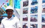Proyek Pembangunan Mercure Hotel dan CBI Office Tower Ditarget Agustus 2020 Rampung