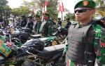 Kodam XII Tanjungpura Turunkan 1.867 Personel Bantu Polda Kalteng Amankan Pemilu