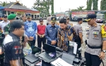Prajurit TNI-Polri Pedomani Prosedur Tetap saat Pengamanan Pemilu