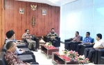 Bupati Barito Utara Konsultasi ke BPK untuk Mantapkan Pengelolaan Keuangan Daerah