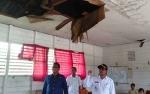 Wabup Sukamara Prihatin Kerusakan Sekolah di Pantai Lunci