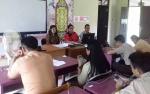 Pelaksanaan USBN-BK SMA di Gunung Mas Berjalan Lancar