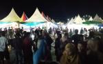 Malam Penutupan Sampit Expo Tanpa Seremonial