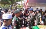 Kapolda Kalteng Ajak Polri dan Korem Perkuat Soliditas Internal dan Eksternal