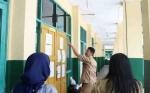 Enam Siswa Menumpang UNBK di SMKN 3 Palangka Raya