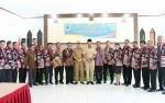 Dua Desa di Lamandau Jadi Lokasi Visitasi Diklatpim Pemprov Jawa Tengah