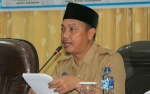 Bupati Sukamara Ingin Budaya Gotong Royong kembali Digalakkan