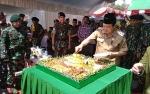 Wakil Bupati Kotim: TNI dan Polri Harus Selalu Bersatu Jaga Daerah Ini