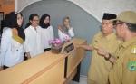 Wakil Bupati Kapuas Minta Pegawai Kecamatan Selat Berikan Pelayanan Maksimal