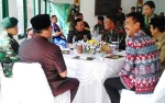 Wakil Bupati Barito Utara Hadiri Peringatan HUT Yonif Raider Antang di Sampit