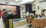 Buka Musrenbang RKPD, Bupati Bartim Sampaikan Prioritas Pembangunan 2020