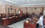 Audiensi KONI dan DPRD Kotim Bahas Porprov 2022