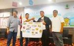Bupati Edy Pratowo Berharap BUMDes Hasilkan Produk Ramah Gambut