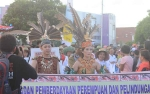 Festival Budaya Isen Mulang Masuk 100 Calendar of Events Wonderful Indonesia
