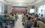 Kepala Desa dan Camat di Barito Selatan Ikuti Sosialisasi Perda Pilkades Serentak