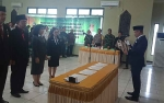 Bupati Barito Selatan Lantik 34 Pejabat hingga Direktur Perusahaan Daerah