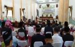 DPRD Sukamara Paripurna Penyampaian Rekomendasi LKPj Bupati 2018