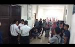 Sidang Asusila, Keluarga Terdakwa Bawa Puluhan Massa