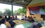 Bagian Hukum Setda Pulang Pisau Sosialisasi di Desa Mantaren II