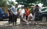TP4D Kejari Kotim Monitor Proyek Drainase di Sampit