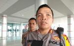 Tujuh Polisi Berjaga di Terminal Baru Bandara Tjilik Riwut