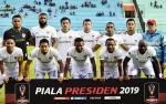 Kalteng Putra Gunakan Formasi ini Hadapi Persija Jakarta