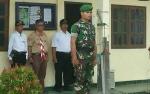 Anggota Babinsa Kodim 1011/Klk Sosialisasikan Bahaya Narkoba di MA Darussalam Tamban Catur