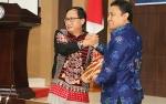 Bupati Pulang Pisau Hadiri Penyerahan LKPD Tahun 2018
