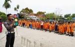 Polisi Kenalkan Rambu Lalu Lintas ke Murid SD