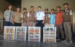 Balai Karantina dan BKSDA Gagalkan Penyelundupan Ratusan Burung